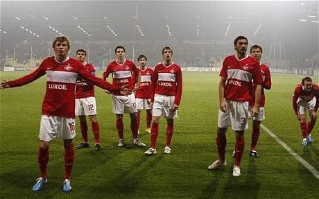 NK Maribor vs Spartak Moscow