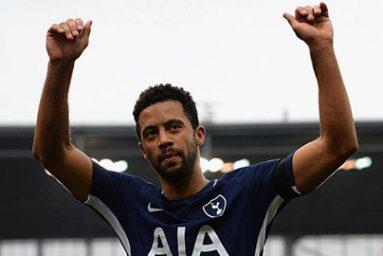 Tiền vệ Moussa Dembele của Tottenham đang lên kế hoạch ra đi vào mùa hè  này, khi hợp đồng hiện tại của anh với đội bóng thành London kết thúc.