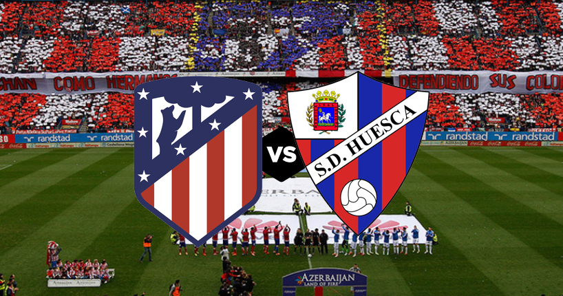 Atletico Madrid vs Huesca (03h00 ngày 26/9: Giải vô địch Tây Ban Nha)