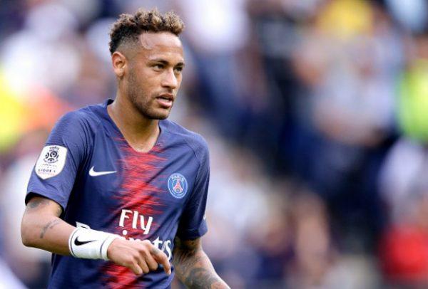 PSG cân nhắc chiêu mộ Griezmann thay thế Neymar