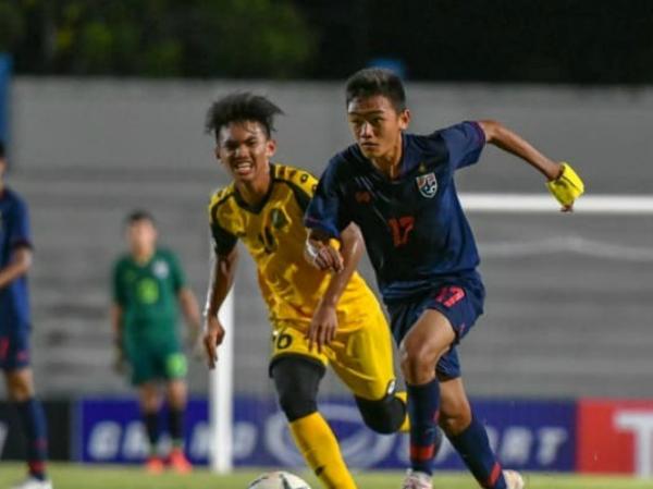 Thái Lan để thua Malaysia trong trận chung kết U15 Đông Nam Á