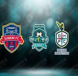 Nhận định Suwon FC vs Daejeon Citizen, 14h00 ngày 09/5