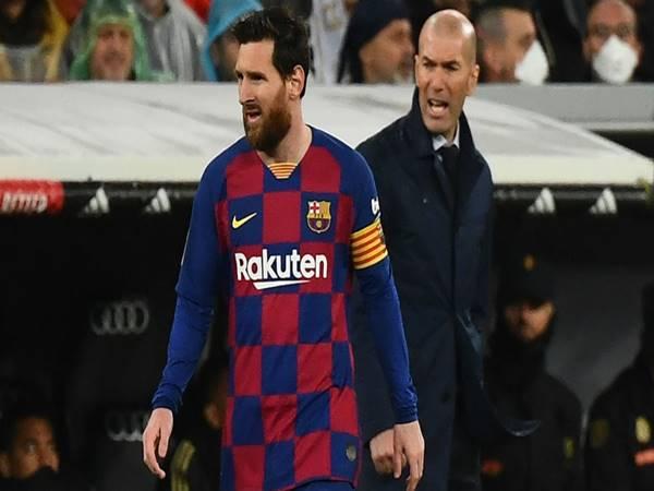 Tin chuyển nhượng 10/4: Zidane muốn Messi ở lại Barca