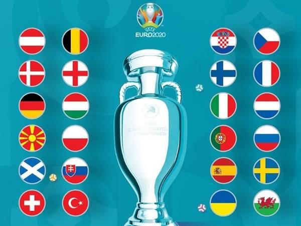 Siêu máy tính dự đoán bất ngờ về EURO 2020