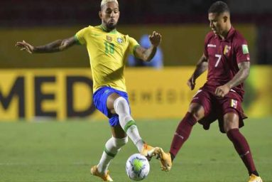Nhận định kèo Brazil vs Venezuela