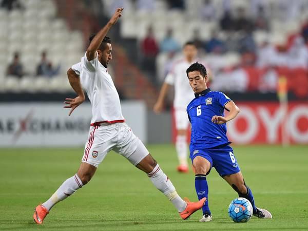 Nhận định kèo Tài Xỉu UAE vs Thái Lan (23h45 ngày 7/6)