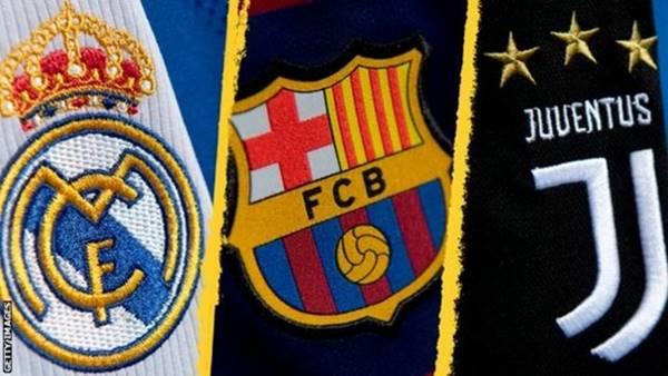 UEFA nhượng bộ trước Juventus, Real Madrid và Barcelona