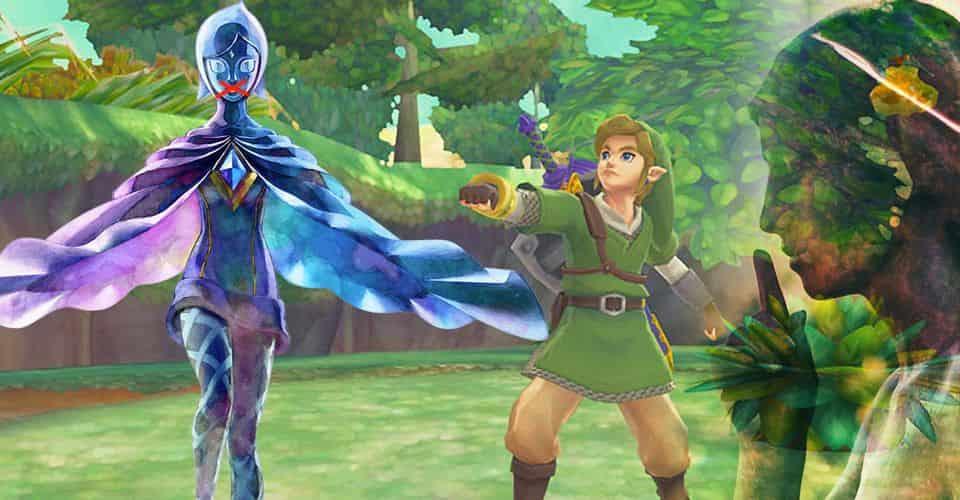 Sự thay đổi Fi của The Legend of Zelda: Skyward Sword HD rất lớn đối với Nintendo