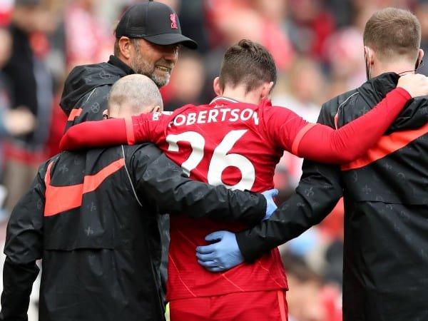 Tin bóng đá sáng 9/8: Robertson chấn thương nặng trong trận giao hữu