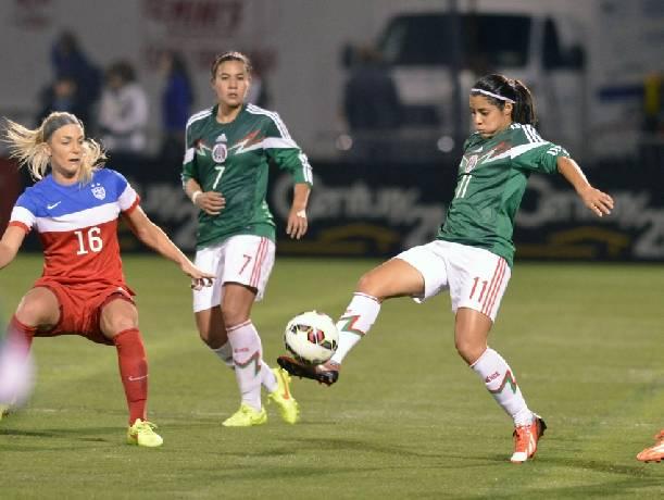 Nhận định Mexico (W) vs Colombia (W) 7h ngày 22/9